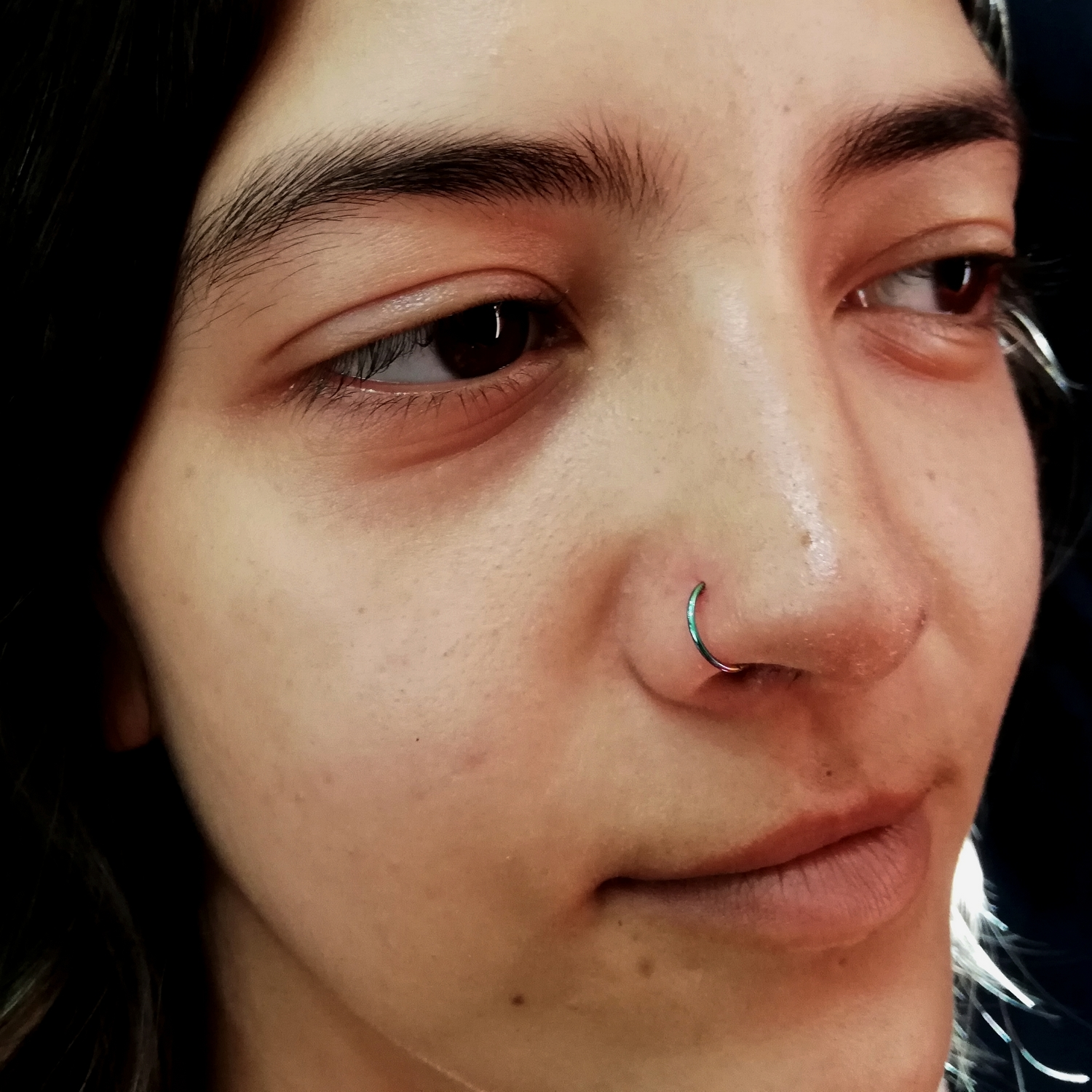 horseshoe,nose,piercing,besiktas
