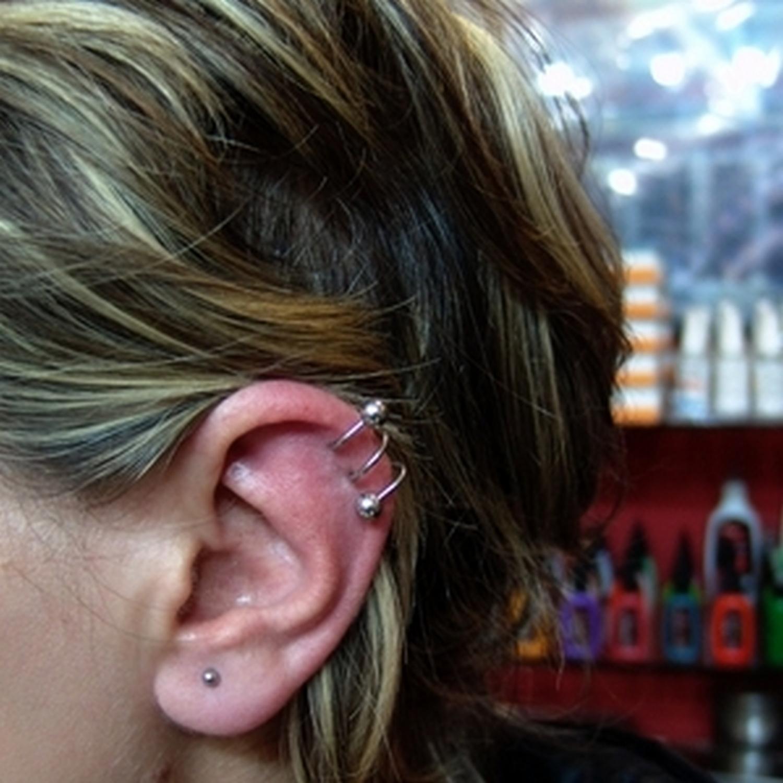 cift,helix,kikirdak,piercing,besiktas