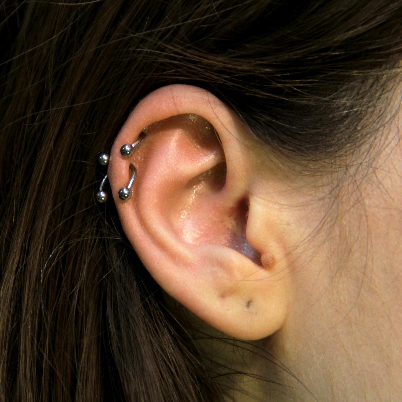 helix,kıkırdak,piercing,delimi,beşiktaş