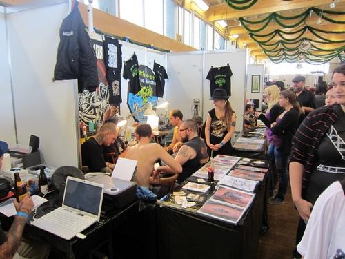 uluslararası,dövme,festivali