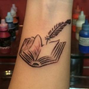 kitap,dövmeleri,book,tattoos