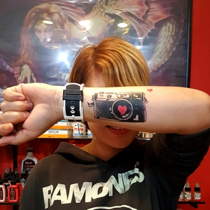 fotograf,makinasi,dovmesi,camera,tattoo
