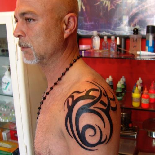 tribal,dövme,motifleri