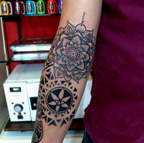 mandala,tattoo,celtic,dovmeleri