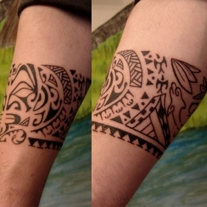 maori,armband,tattoo