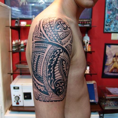 murat,boz,dövmesi,maori,tattoo
