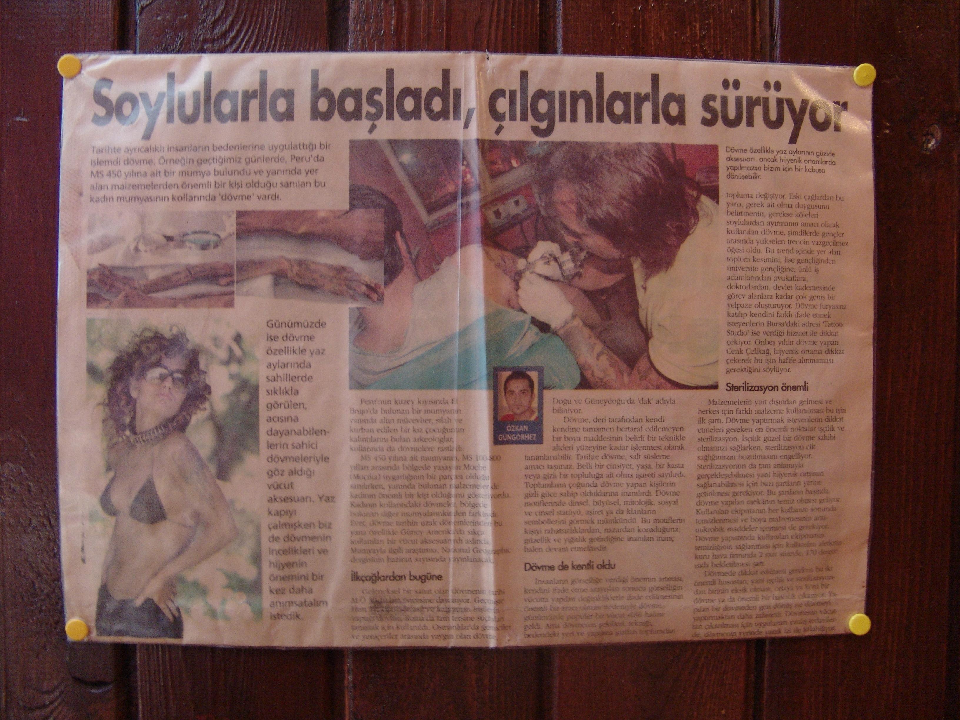 ünlü,dövmeciler,istanbul