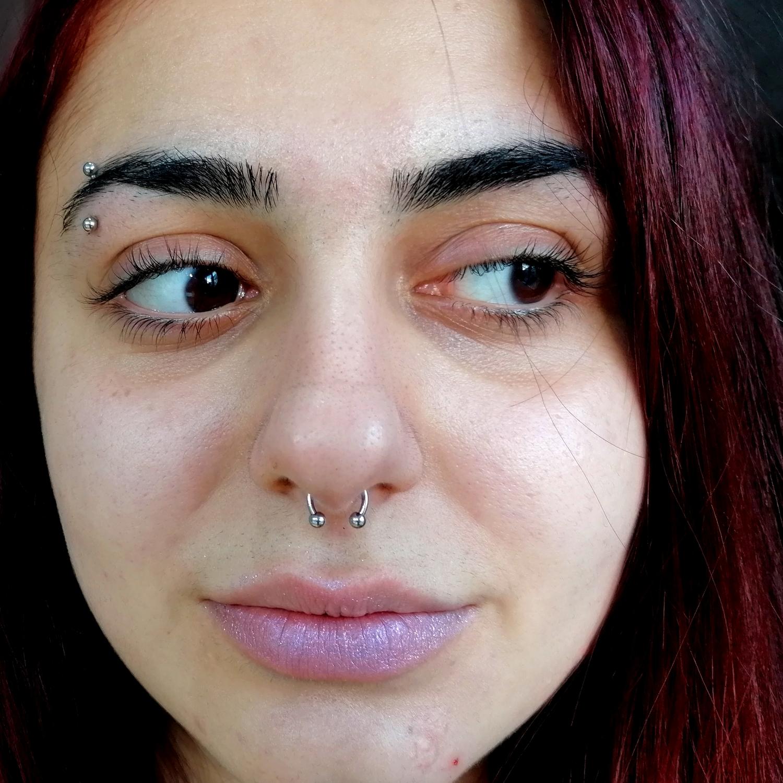titanyum,septum,burun,piercing,istanbul