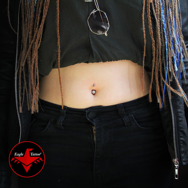 clear,gem,navel,piercing