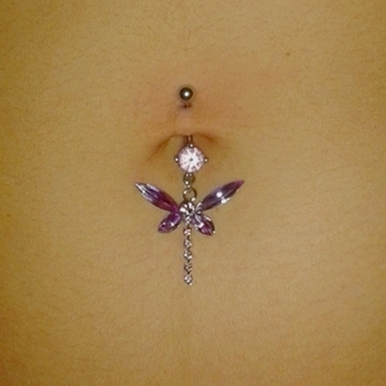 yusufcuk,göbek,piercing,kelebek