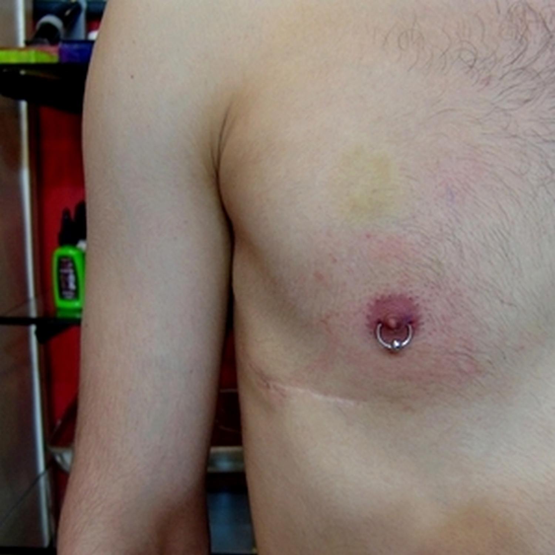 circular,nipple,piercing,istanbul,besiktas