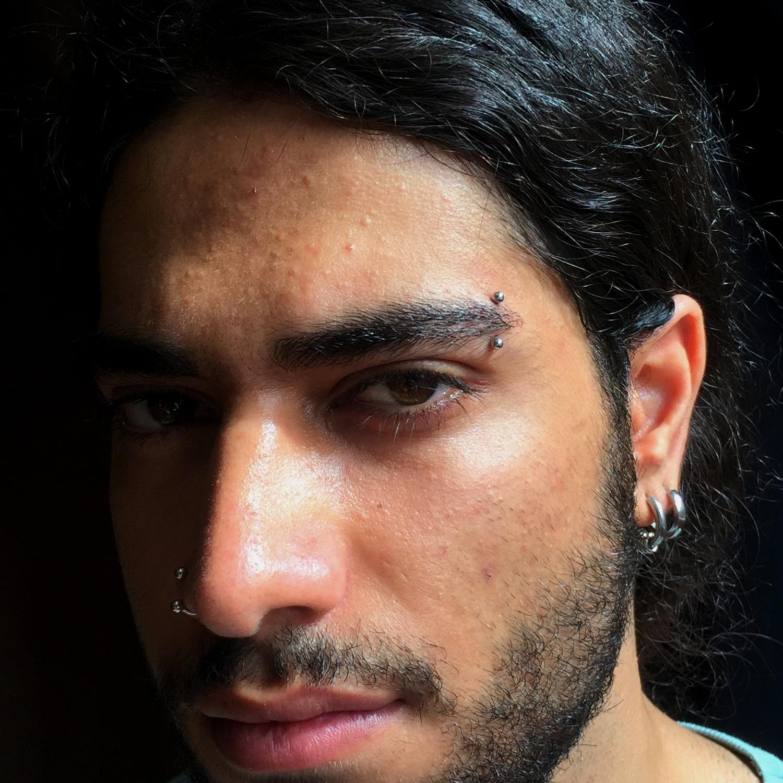 besiktas,man,ball,eyebrow,piercing