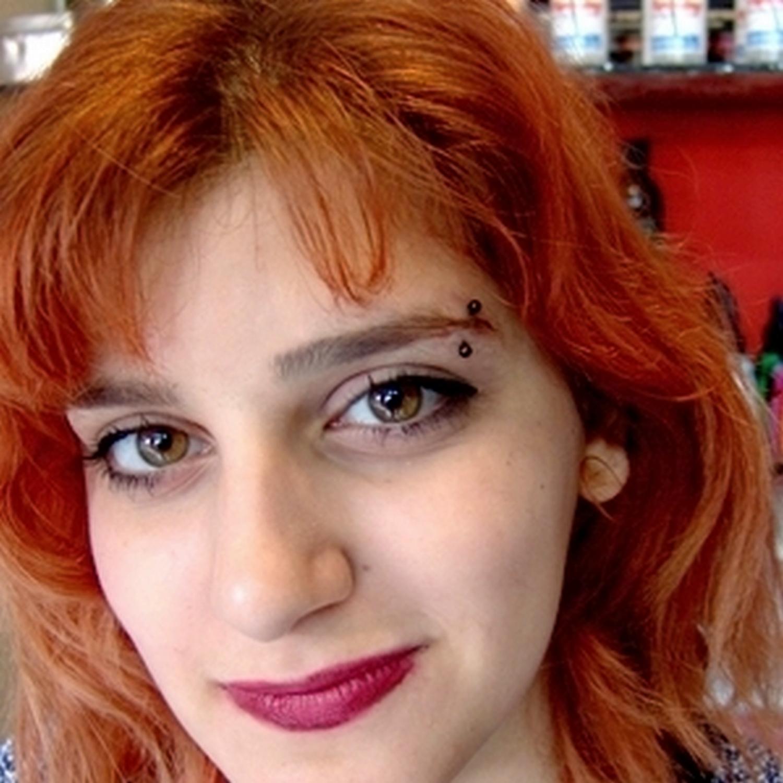 vertical,eyebrow,piercing,istanbul