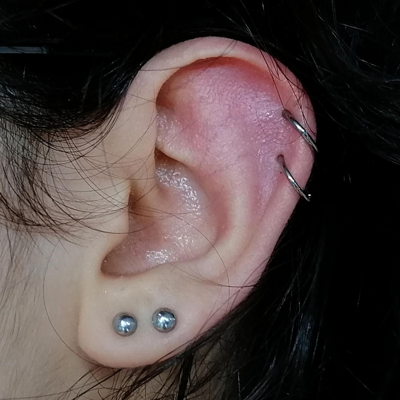 double,helix,piercing,istanbul