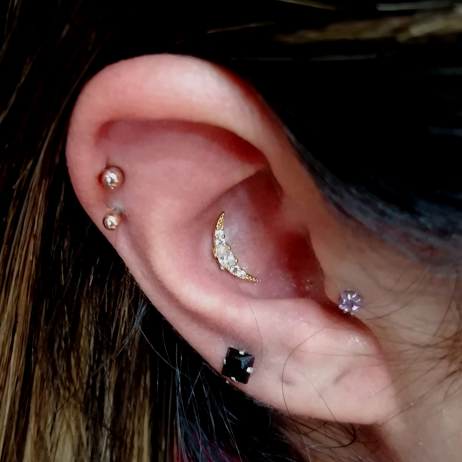 conch,moon,ay,piercing,fiyat