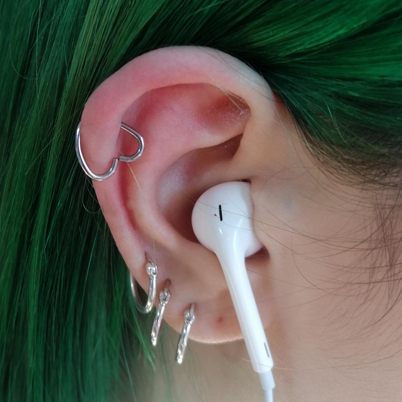 kalp,seklinde,helix,icin,piercing