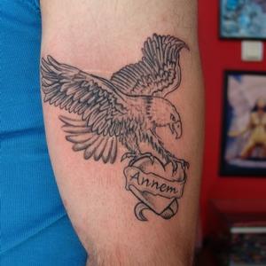 kartal,dovmeleri,besiktas,eagle,tattoos