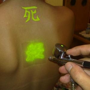 gecici,u.v.,tattoo,dovme