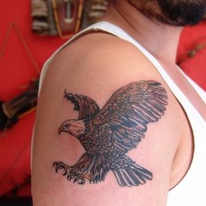 eagle,tattoo,kartal,dövmeleri,beşiktaş