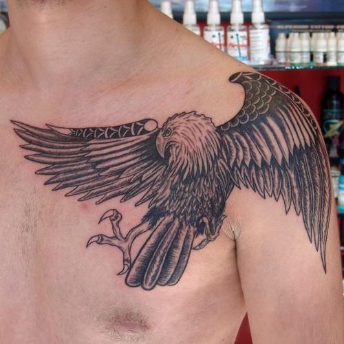kartal,dövmesi,eagle,tattoo