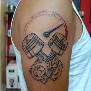 piston,tattoo,dovmelerimotorcycle,motosiklet