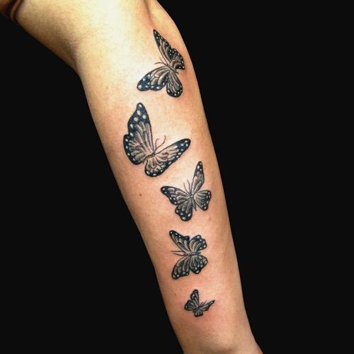 kelebek,dovmeleri,butterfly,tattoo