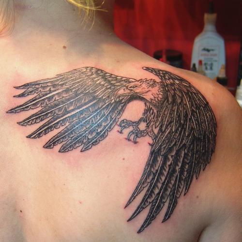 kartal,dövmeleri,eagle,tattoos
