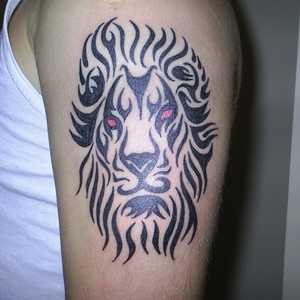aslan,dovmeleri,tribal